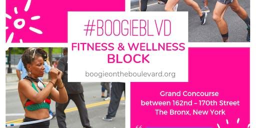 #BOOGIEBLVD Community 5k Run