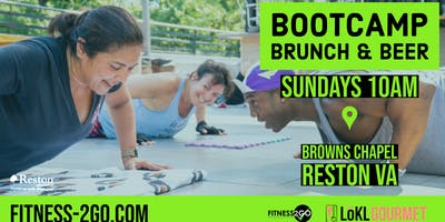Bootcamp Brunch & Booze
