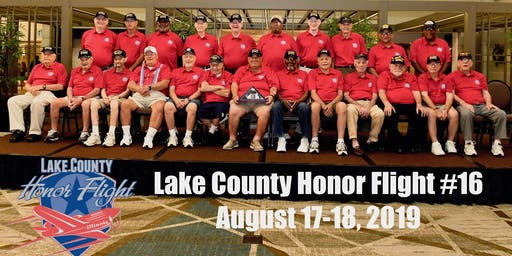 Lake County Honor Flight Reunion