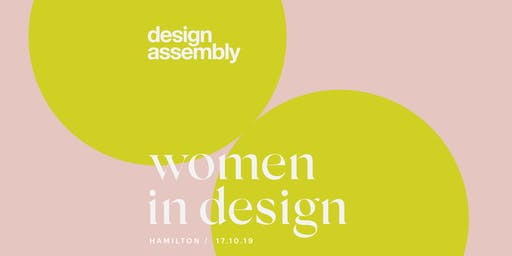 DA Women In Design October 2019 - Hamilton
