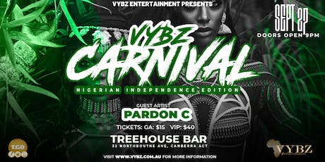 Vybz Carnival:Nigerian Independence Edition!  tickets