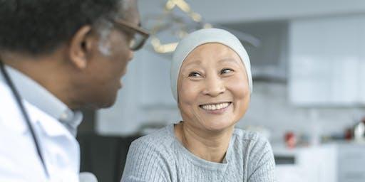 Victorian Cancer Plan 2020-2024 Public Consultation (Melbourne)