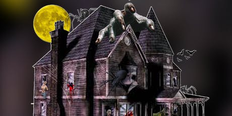 Wess Vega's House of Horror: Halloween Event tickets