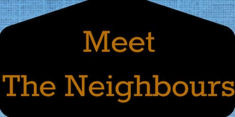 Meet your Neighbours – Lakeside, Doncaster tickets