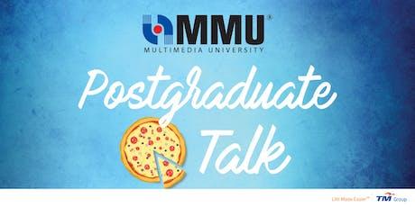 MMU Postgraduate Pizza Talk tickets