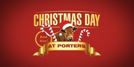 Christmas Day at Porters tickets