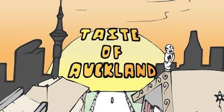 Taste of Auckland tickets