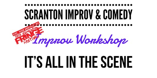 Fringe Workshop: It's All in the Scene! Improv & Comedy