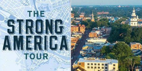 Strong Towns - Strong America Tour - Annapolis