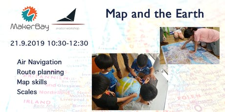 Map and the Earth @MakerBay tickets