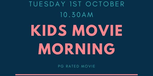 Kids Movie Morning at Ulladulla Library