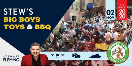 Stew's Big Boys Toys & BBQ tickets
