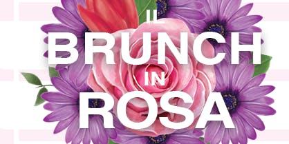 Il Brunch in Rosa - evento benefico di raccolta fondi