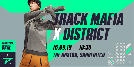 Track Mafia x District LDN #exploreHoxton tickets