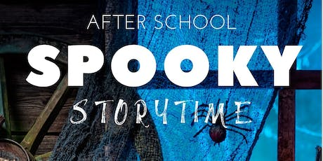 After School Spooky Storytime - Ulladulla Library tickets