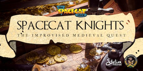 The SpaceCat Show Thursday Night Comedy - Spacecat Knights tickets