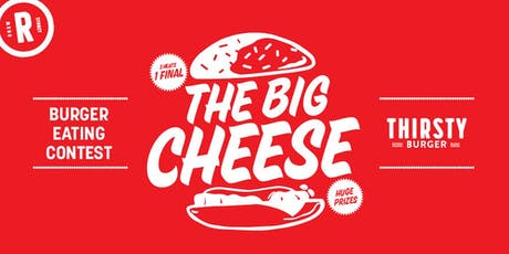 The Big Cheese | Competitor Registration  tickets