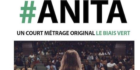 #Anita billets
