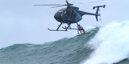 Heavy Water - As part of the Brisbane Surf Film Festival