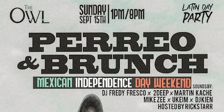 Perreo & Brunch Latin Day Party tickets