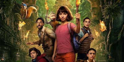 Dora and the lost city of gold Autism Friendly Showing