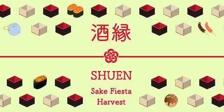 酒縁 SHUEN Sake Fiesta / Harvest - 20 Tickets tickets