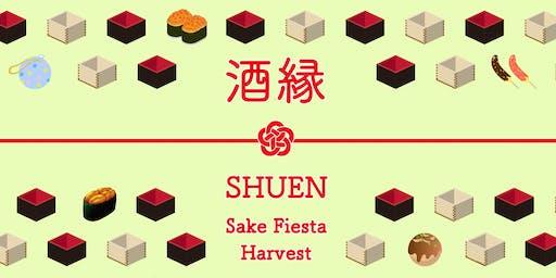 酒縁 SHUEN Sake Fiesta / Harvest - 20 Tickets