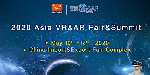 2020 Asia VR&AR Fair&Summit