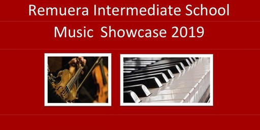 Music Showcase at Remuera Intermediate School
