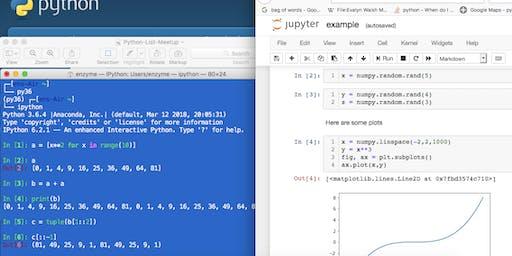 Python: Sunday Study Session !