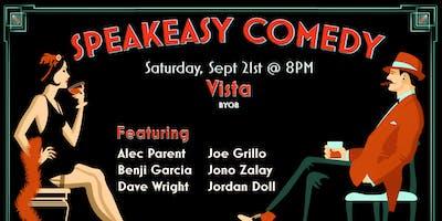 Speakeasy Comedy