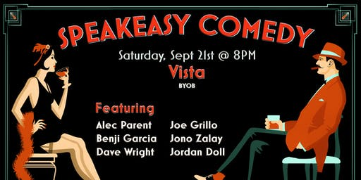 Speakeasy Comedy