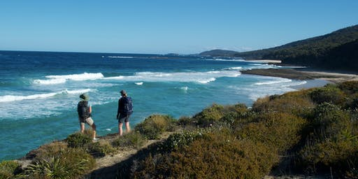 Women's Overnight Hiking & Camping Trip - Pebbly Beach NSW