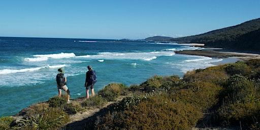 Women's Overnight Hiking & Camping Trip - Pebbly Beach NSW