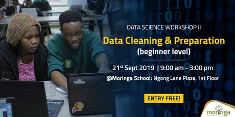 Data cleaning & Preparation - beginner level tickets