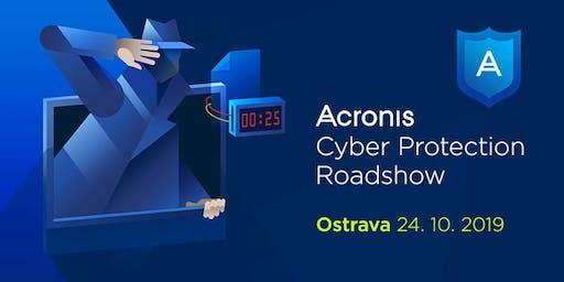 Acronis Roadshow Ostrava