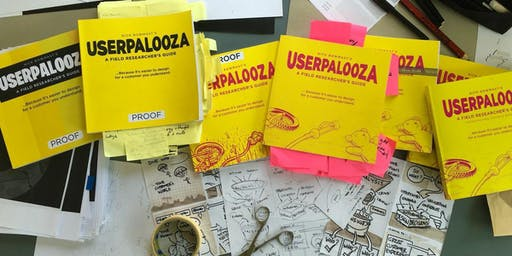 USERPALOOZA — Field Research with Nick Bowmast