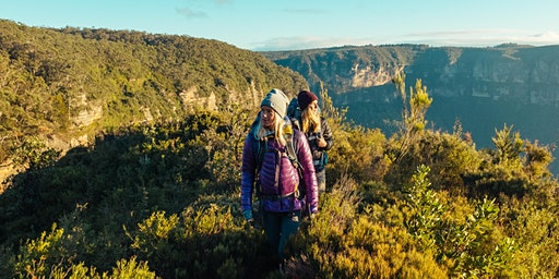 Women's Blue Mountains Overnight Hiking Trip // 23rd -24th May 2020