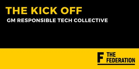 Greater Manchester - Responsible Tech Collective Kick Off tickets