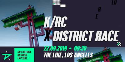K/RC x District LA #exploreKoreatown