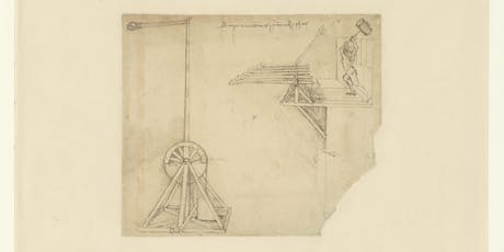 Lecture: Leonardo da Vinci and the Art of Science by Dr. Isabelle Frank tickets