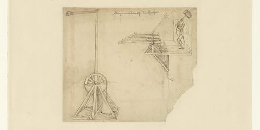 Lecture: Leonardo da Vinci and the Art of Science by Dr. Isabelle Frank