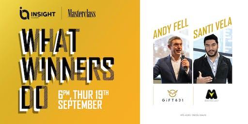 What Winners DO | Masterclass