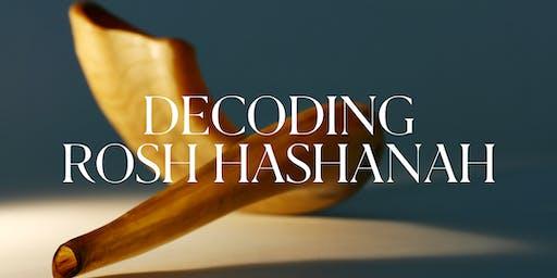Decoding Rosh Hashanah with Yosef Yeshurun