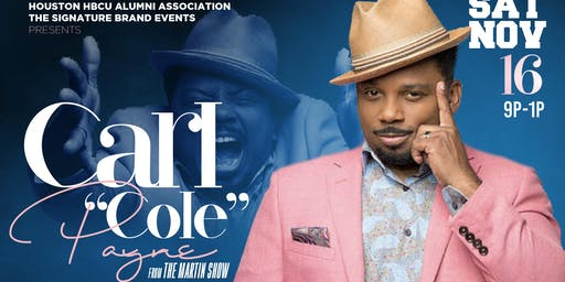 "HBCU COMEDY JAM (Featuring Carl ""Cole"" Payne)"
