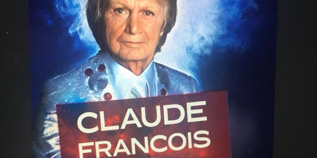 L'ultime concert de Claude François billets