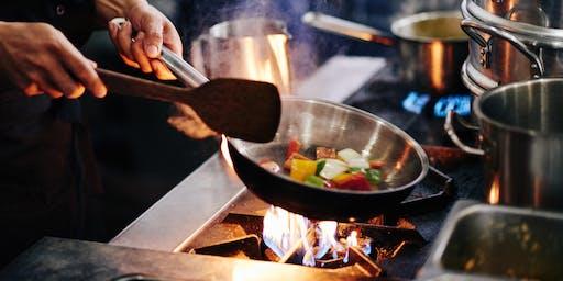 Curso Cocina Básica para Restaurantes y Hoteles
