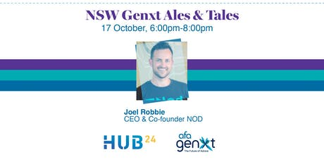 NSW Genxt Ales and Tales tickets