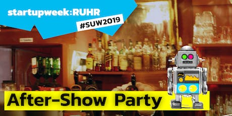 #SUW2019 After Show Party  Tickets