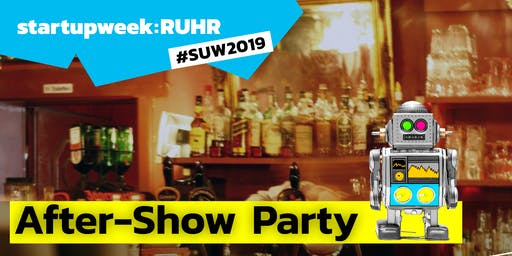 #SUW2019 After Show Party